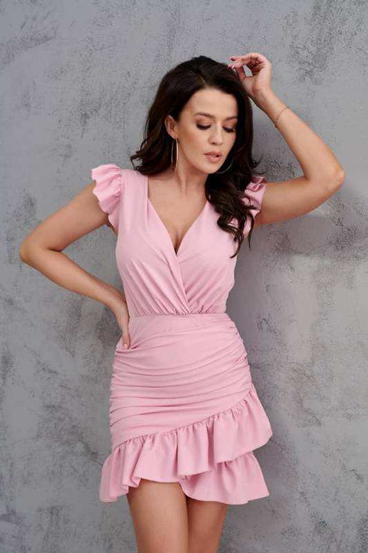 Sukienka Mia-  puder