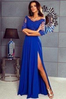 Sukienka Vanessa- chabrowy