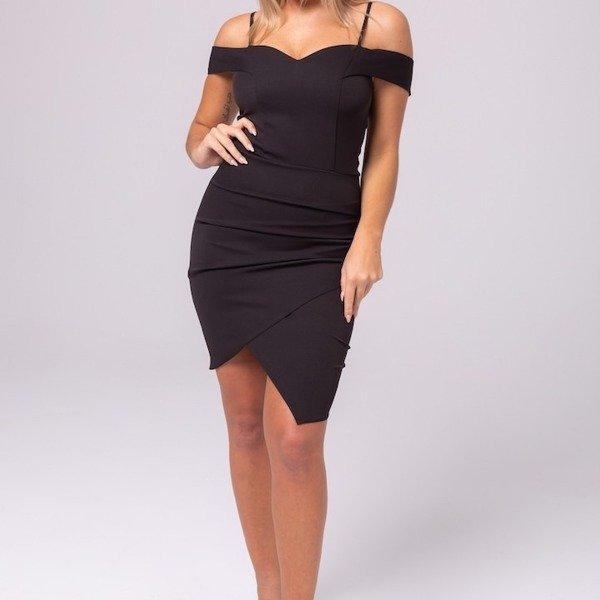 Sukienka SOFI- czarny